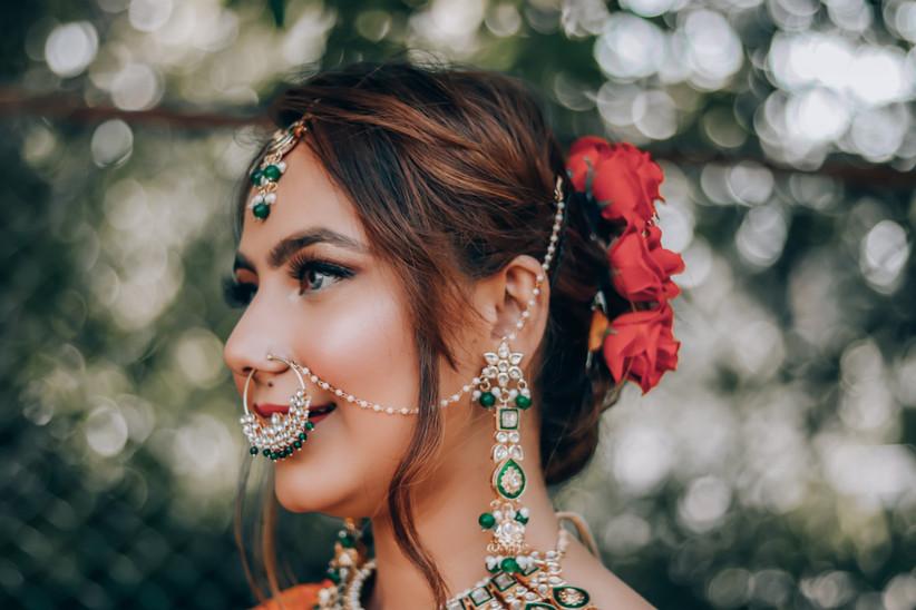 Indian wedding accessories