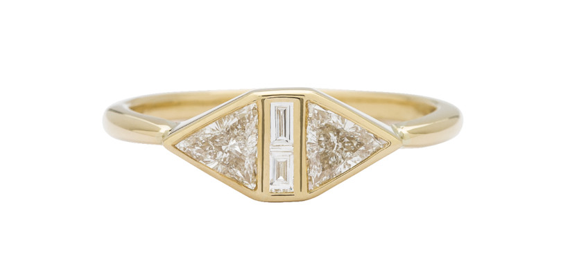 Popular engagement ring trends 2020 30