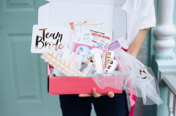 Why the Miss to Mrs Box Is a Wedding Planning Essential