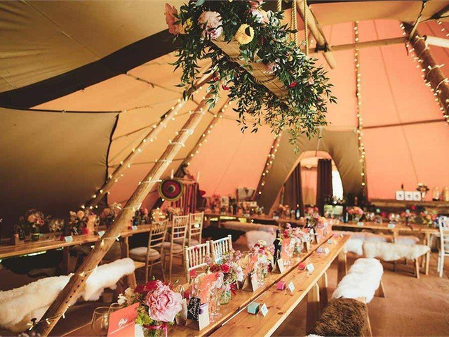 15 of the Best Festival Wedding Venues for the Coolest Couples