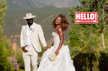 The X Factor's Fleur East Marries in Star-Studded Morocco Wedding
