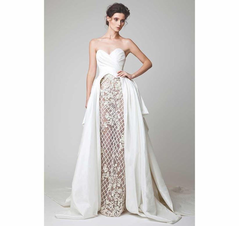 white-caged-sexy-wedding-dress