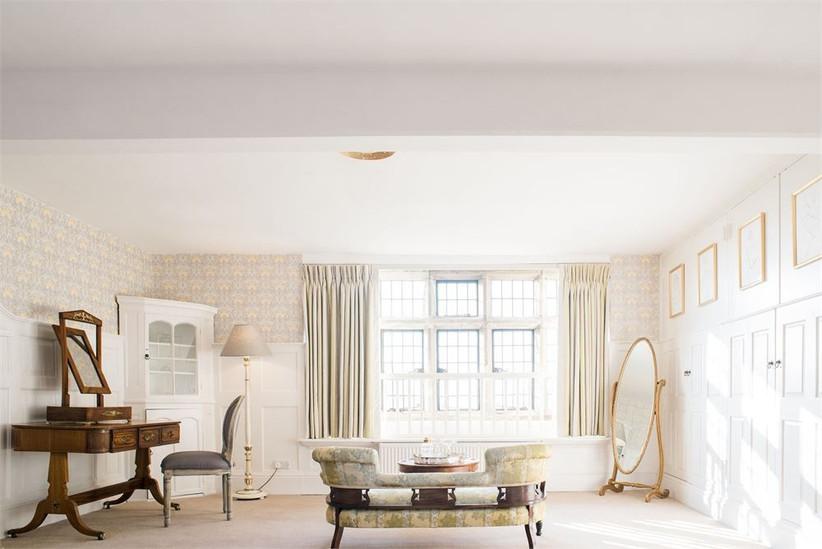 Broadfield bridal suite