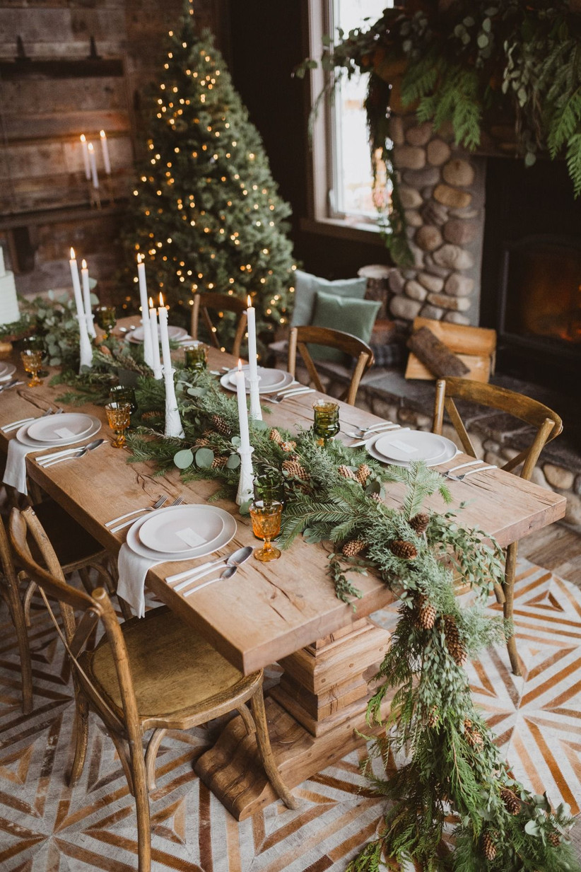 77 Festive Christmas Wedding Ideas To Transform Your Day Hitched Co Uk