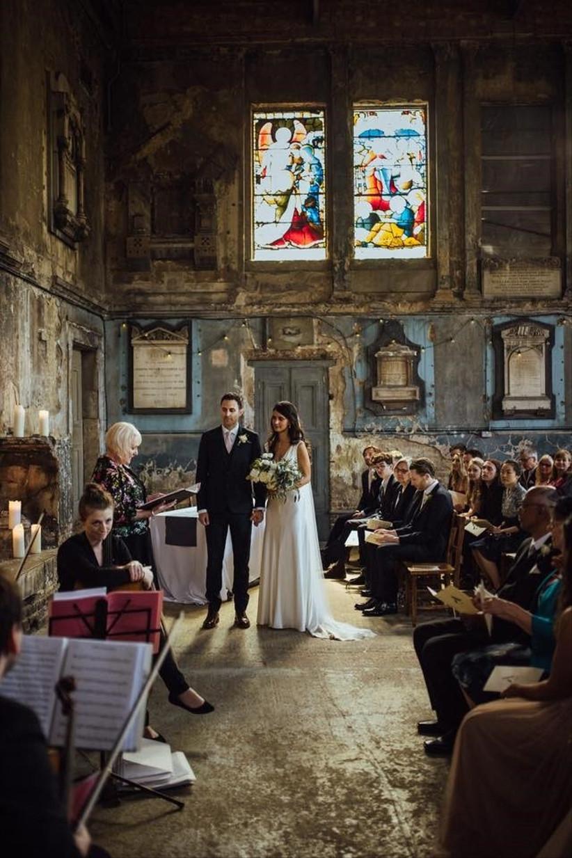 Yvonne Beck Celebrant wedding