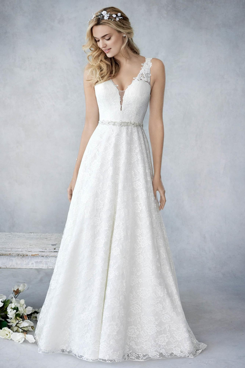 Wedding Dress Styles 22 Shapes And Necklines You Need To Know Hitched Co Uk,Cotton Wedding Dresses Uk
