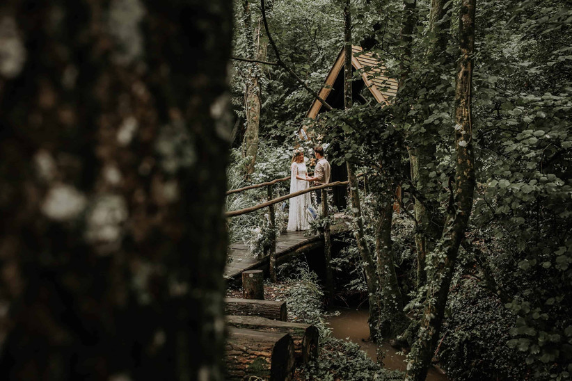 Best Woodland Wedding Venues