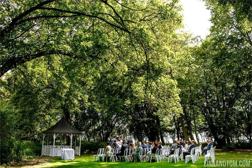 The Best Woodland Wedding Venues (2)