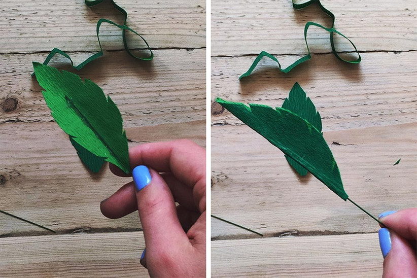 how-to-make-paper-wedding-flowers-step-eight-2