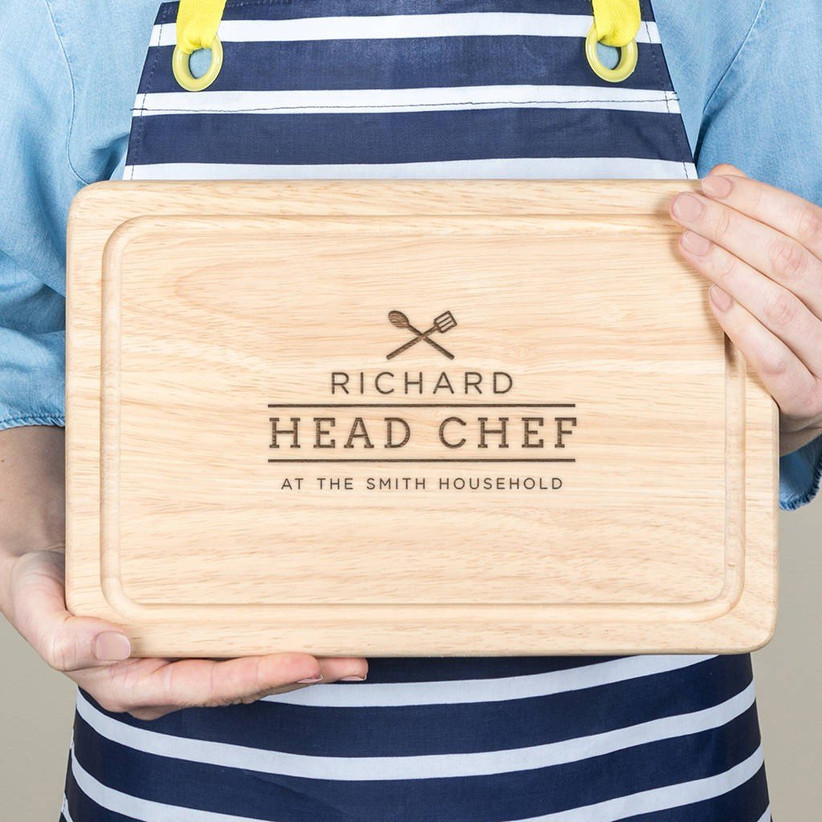 Chopping board gift