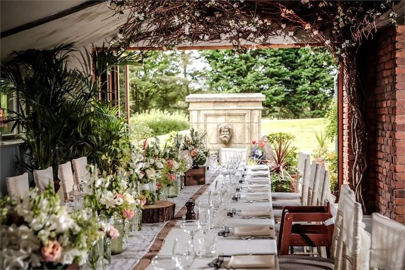 Small Wedding Venues - Newton Hall