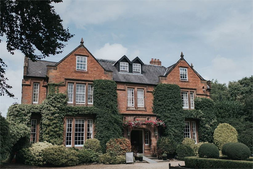 Nunsmere Hall Hotel Wedding Venues