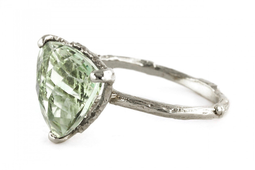 18. white-gold-engagement-rings-green-amethyst-forest-jewel-ring-alexmonroe