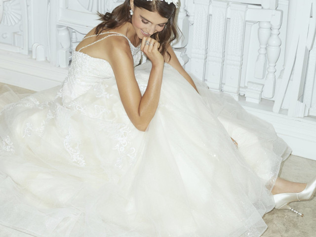 6 of the Most Romantic Maggie Sottero Wedding Dresses