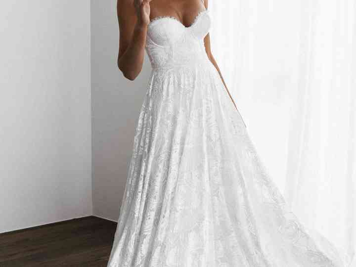 The 14 Best Websites To Buy A Wedding Dress Online Hitched Co Uk