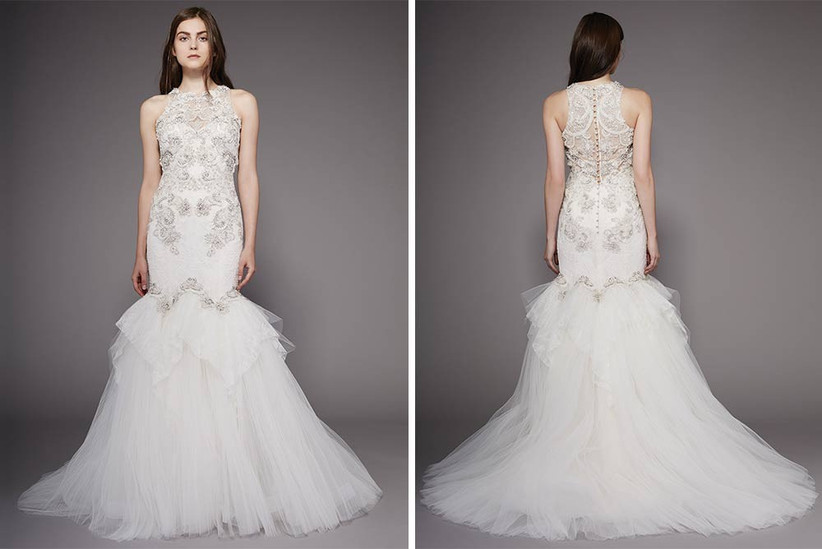 badgley-mischka-wedding-dress-fishtail