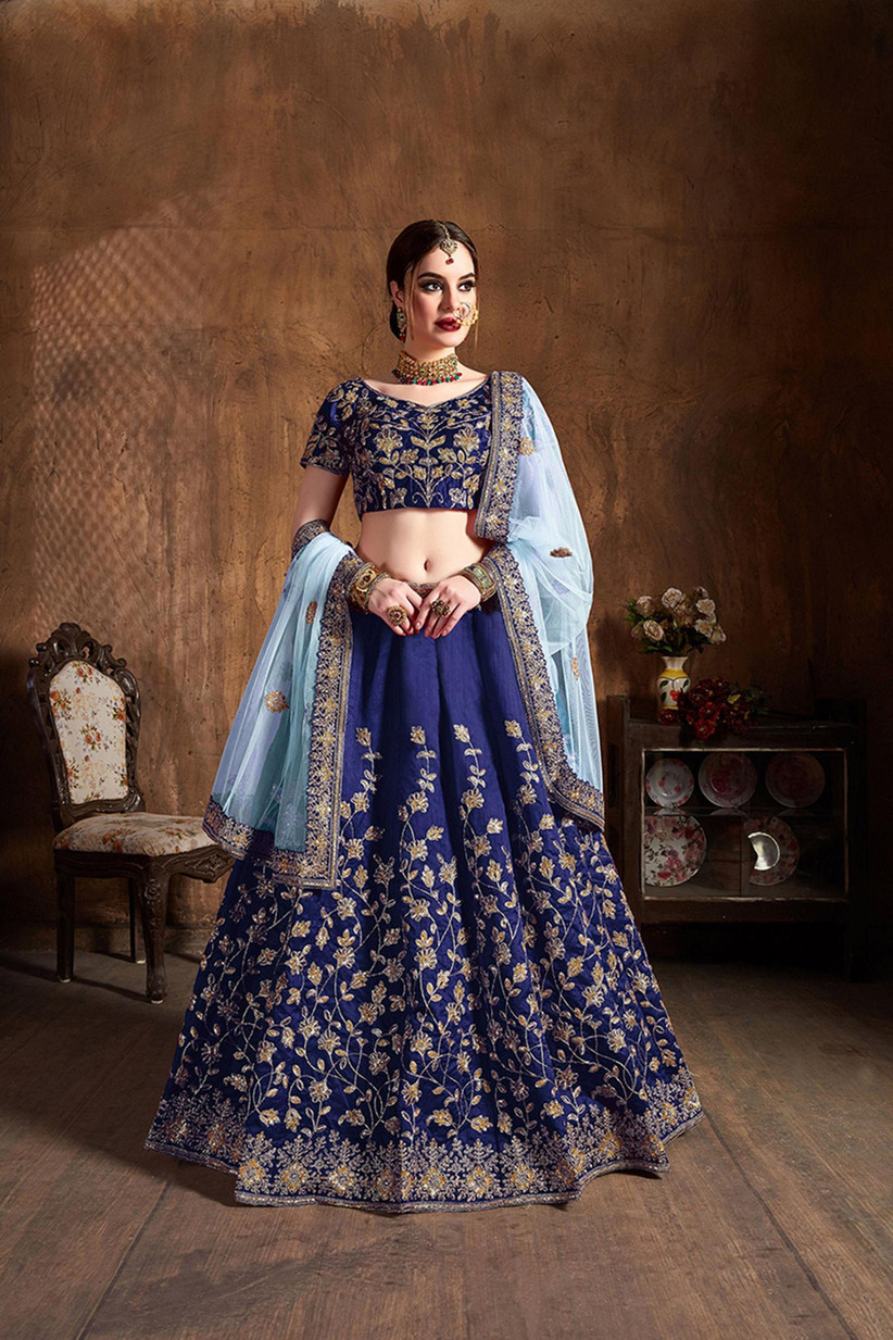 Indian wedding guest outfit 2
