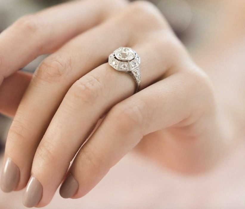 Popular engagement ring trends 2020 6