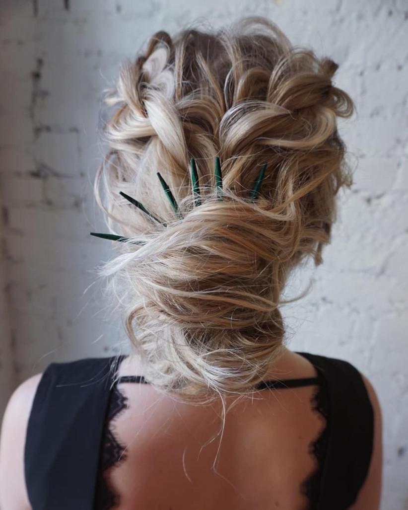 Bridesmaids hairstyles 41