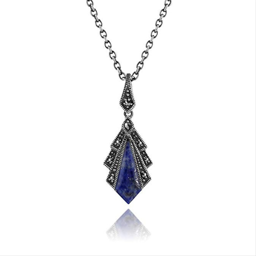 wedding anniversary stones -lapis lazuli