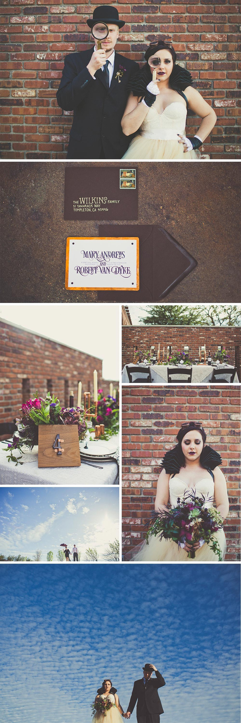 wedding-shoot-with-an-unusual-mary-poppins-theme