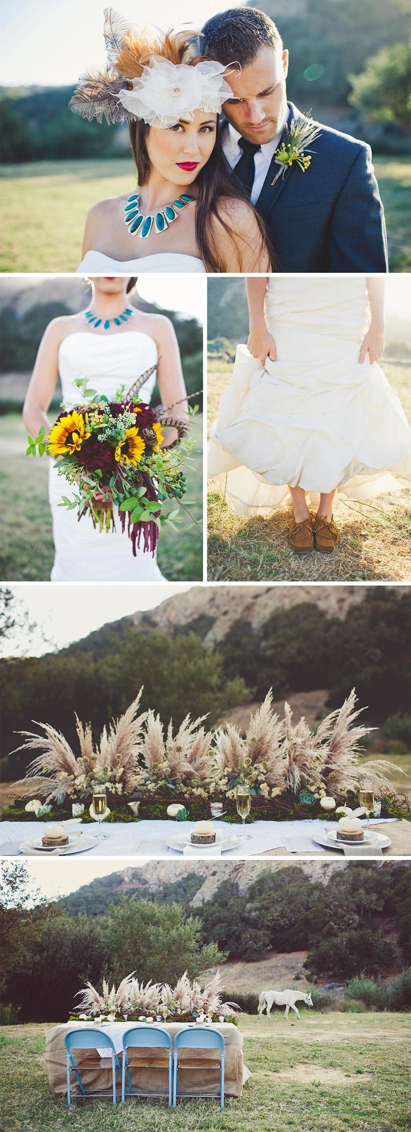 unusual-wedding-theme-pocahontas-style-wedding