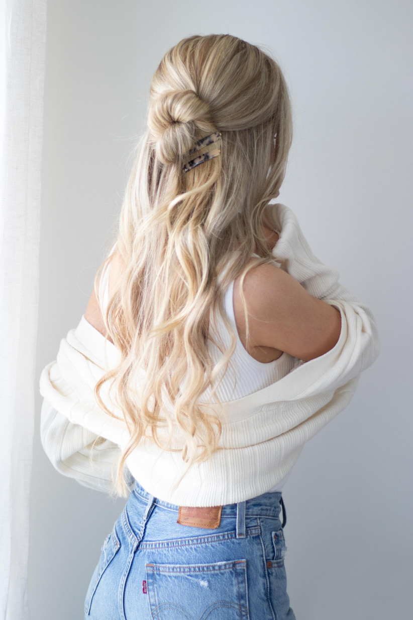 Best wedding hairstyles for long hair 54