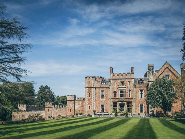 13 of the Most Spectacular Wedding Venues in Shropshire
