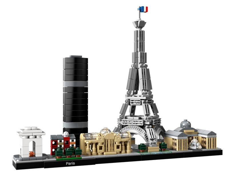 Paris Lego set
