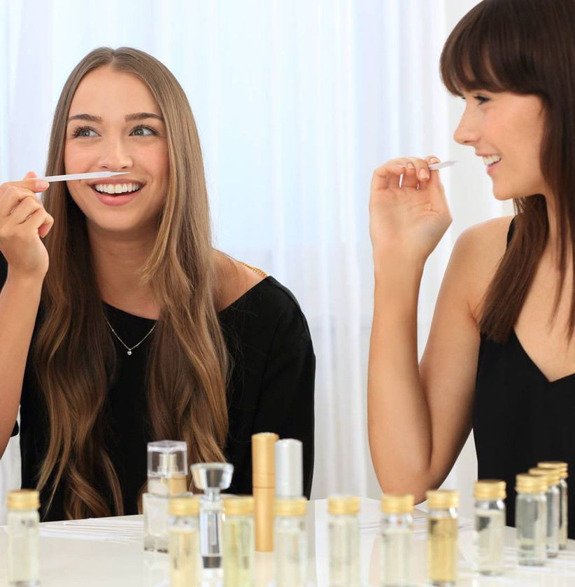 Fragrance couples experience