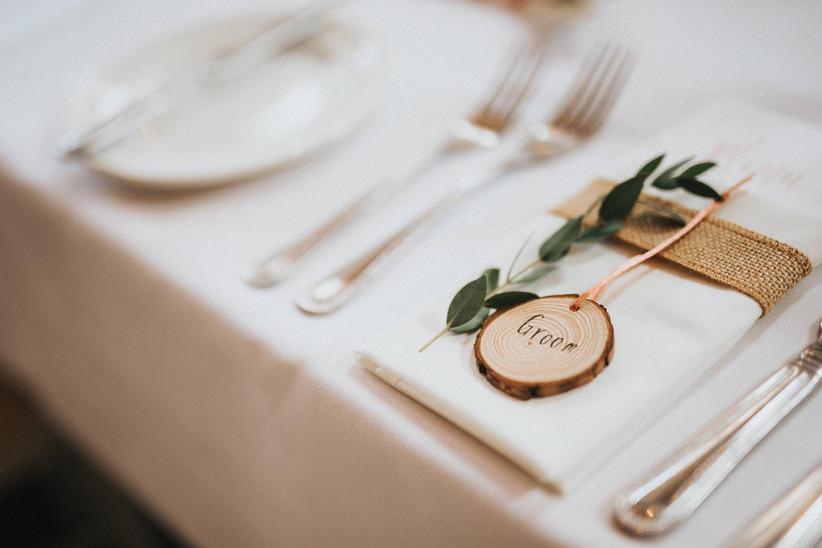 Eco Wedding Decor