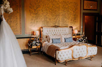 23 of the UK's Most Beautiful Bridal Suites