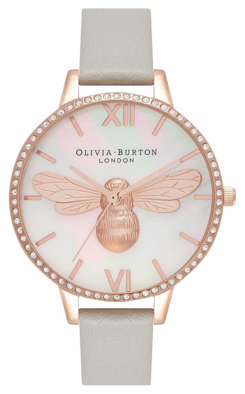Olivia Burton bee watch