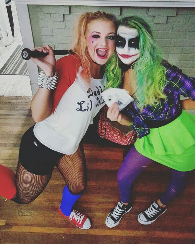 Couples Halloween Costume Suicide Squad