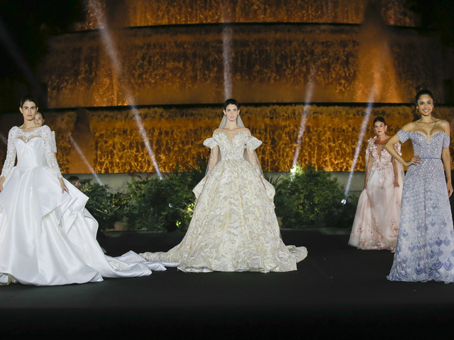 10 Showstopping Moments from The Barcelona Bridal Fashion Week Gala
