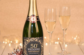 The Best 50th Wedding Anniversary Gifts for a Golden Celebration