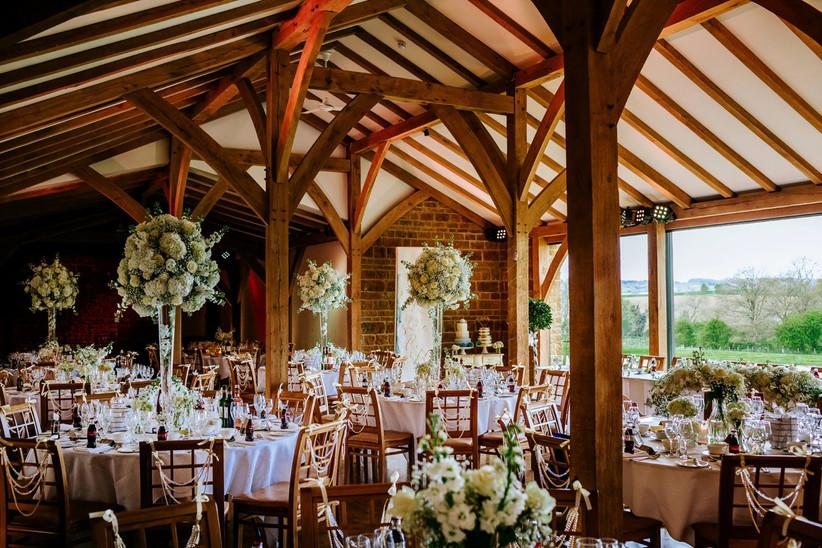 Most Popular Wedding Venues 2021