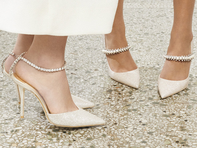 Jimmy Choo Bridal Shoes: The 10 Styles We're Lusting After (& How to Customise Your Own)