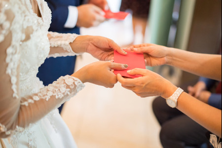 How Much Money Should You Give As a Wedding Gift?