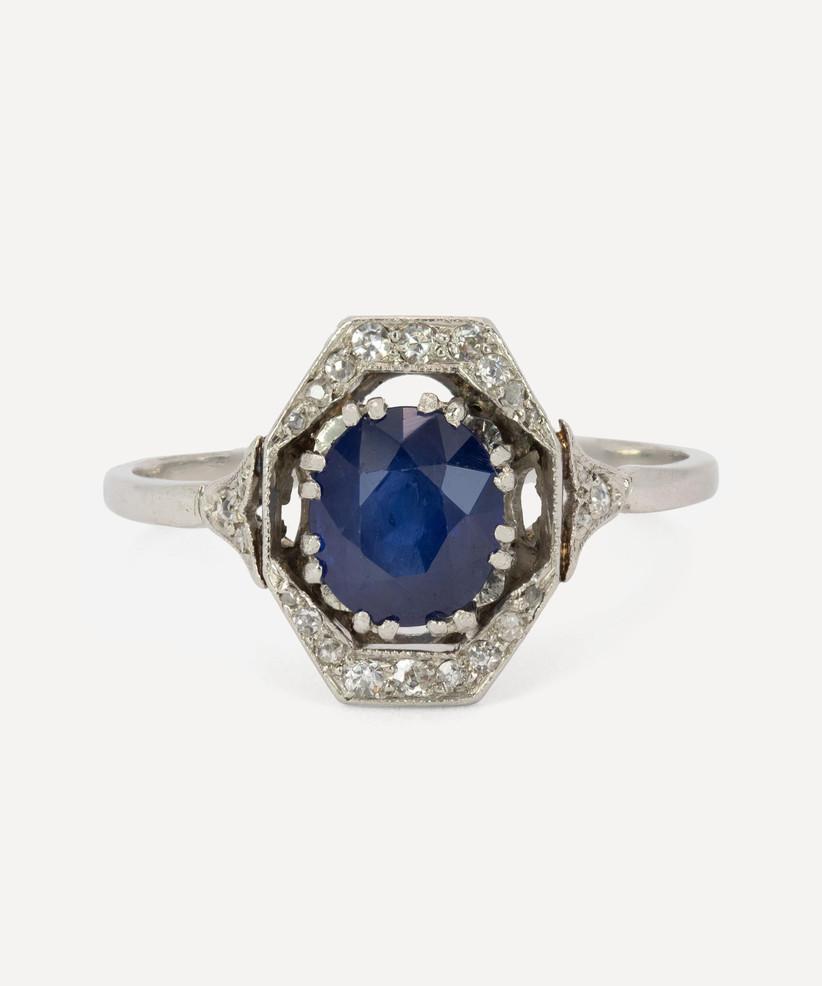 Belle Epoch sapphire