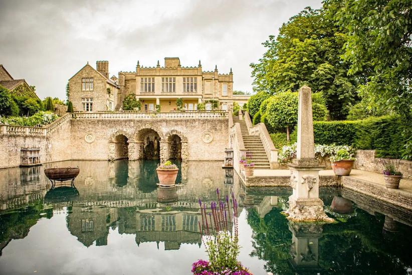 Luxury wedding venue