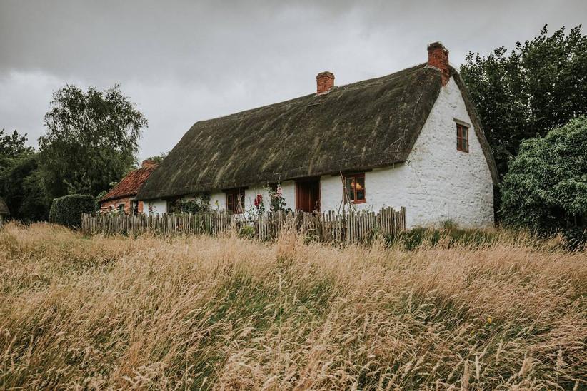 Cottage museum wedding venue