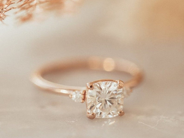 Rose Gold Engagement Rings: 52 of the Best Designs