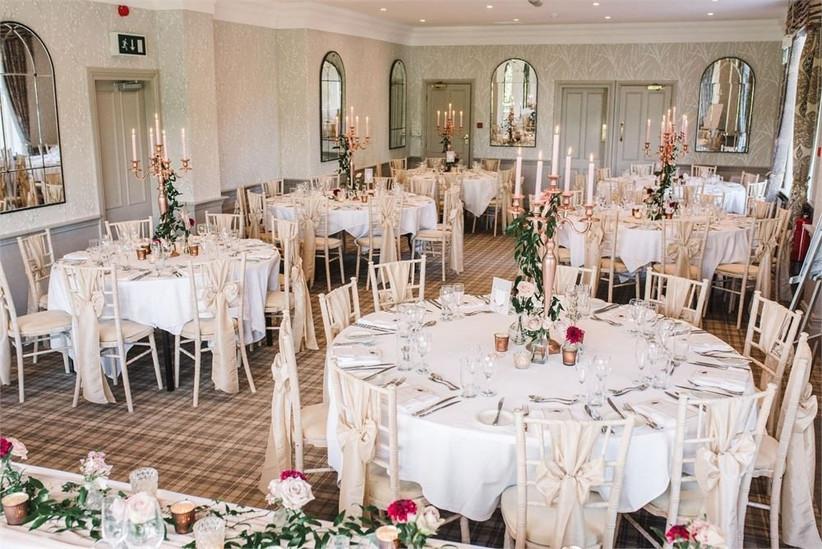 budget wedding venues the devonshire fell