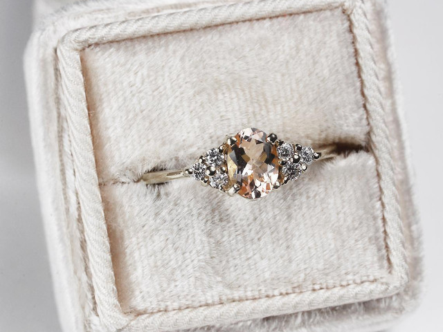 What is Morganite? Everything You Need to Know About the Engagement Ring Trend