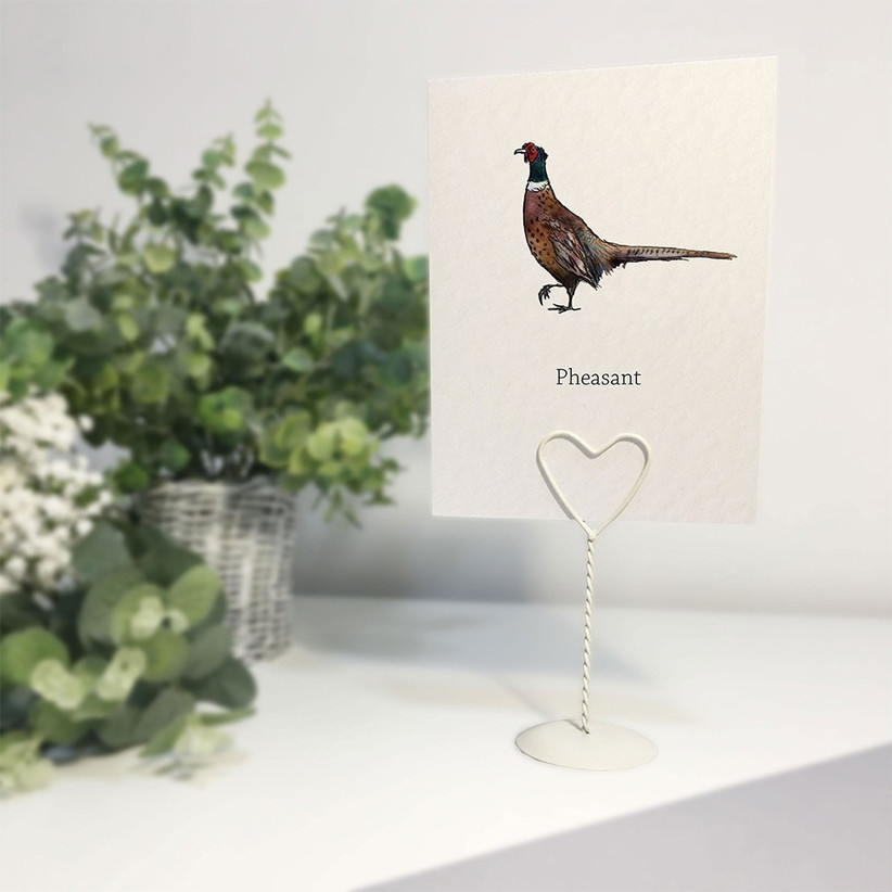 Woodland wedding table names
