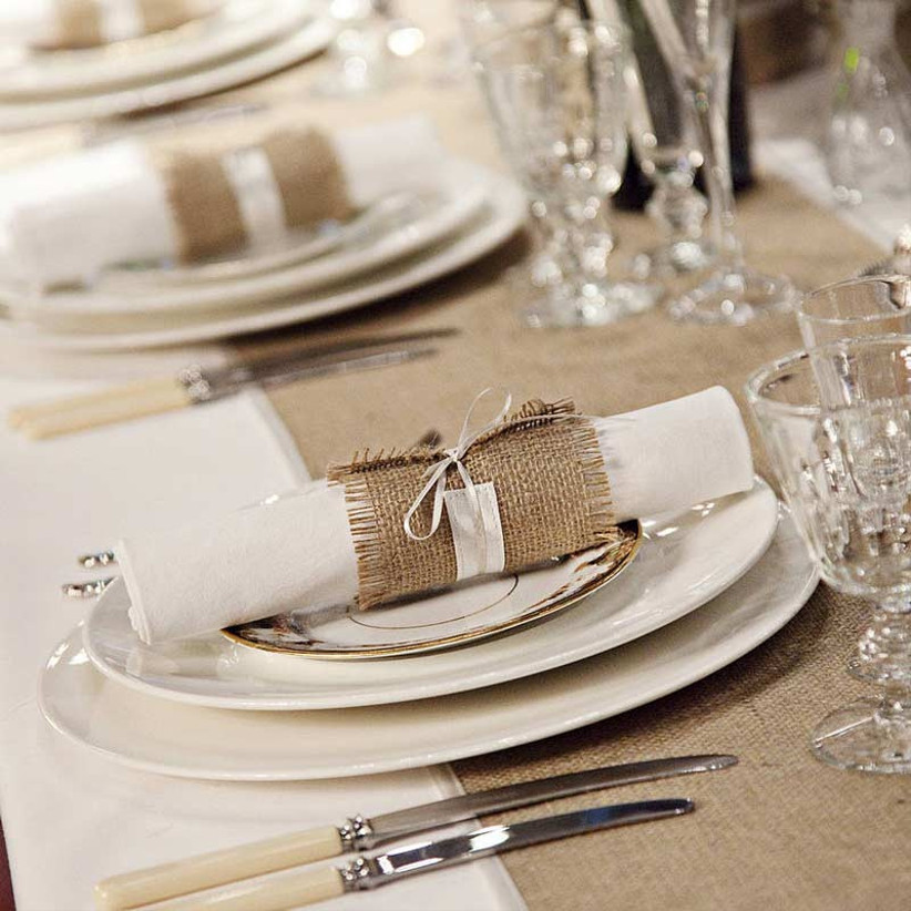 rustic-wedding-napkins