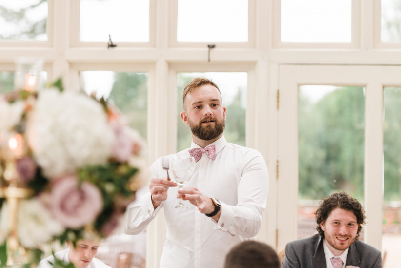 Groom Speech Tips - Hannah McClune