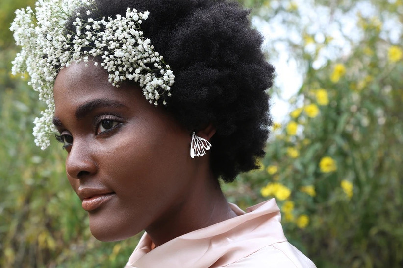 Bridesmaids hairstyles 6