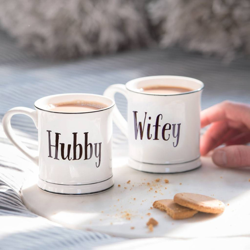 18th Anniversary Gifts Mug Set